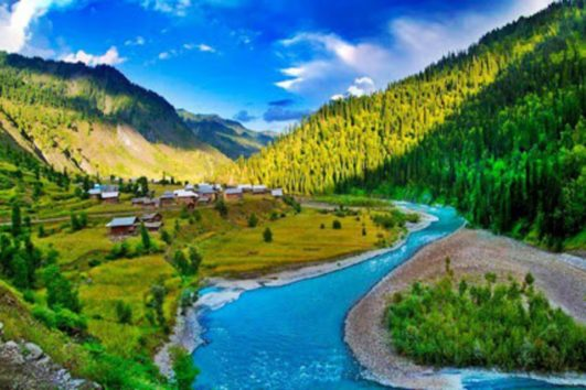 09 Days 8 Nights in Neelum Valley Honeymoon Package