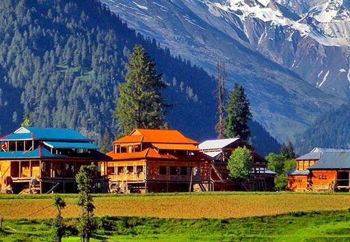 Neelum Valley Honeymoon Packages